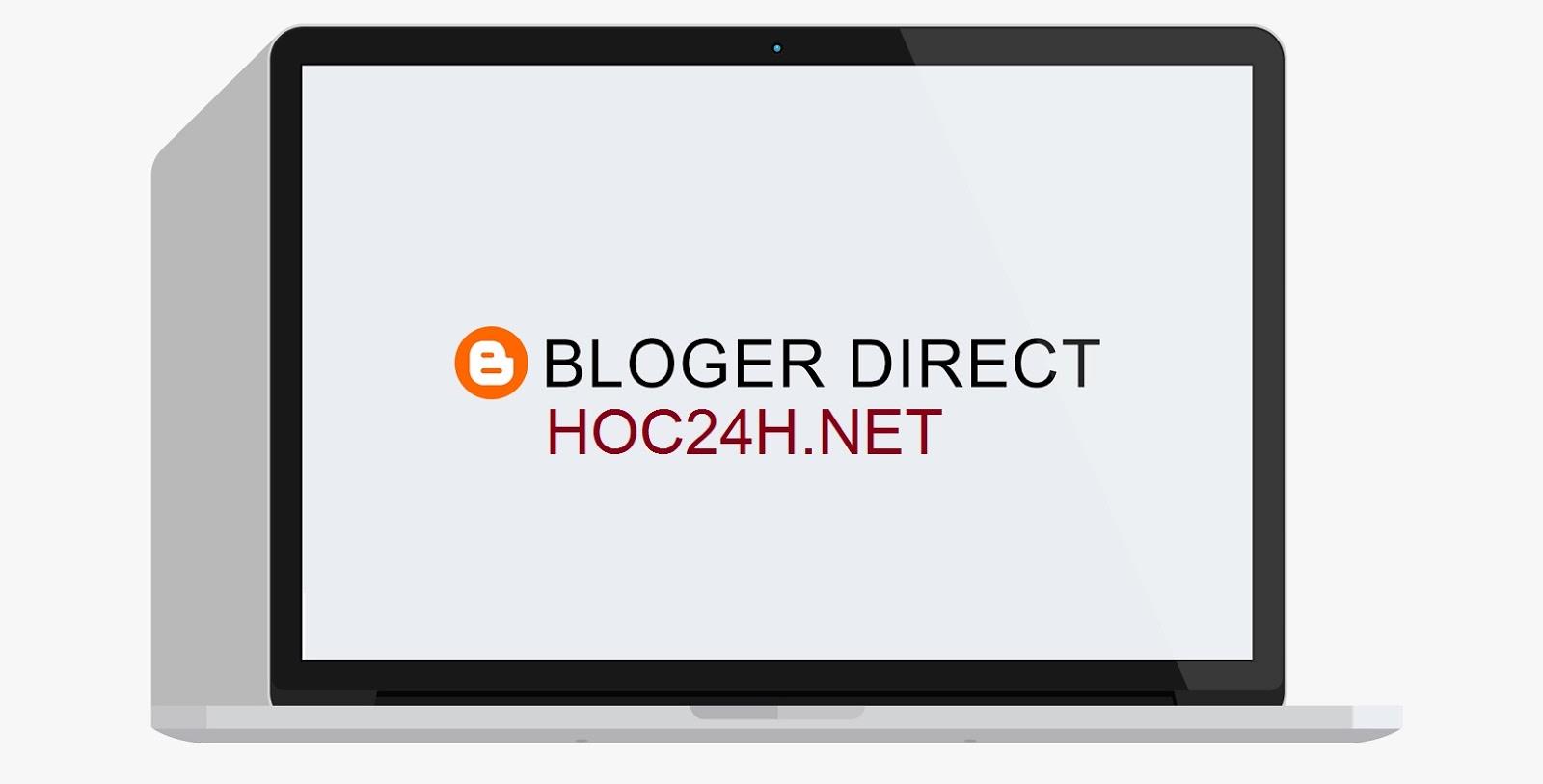 Tạo Website miễn phí bằng Blogspot và SEO hiệu quả