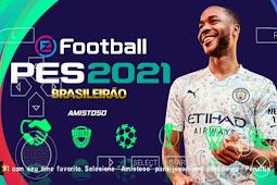 Download PES 2021 V3.9 Update 2021