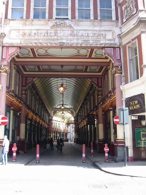 Mercado Leadenhall, Londres