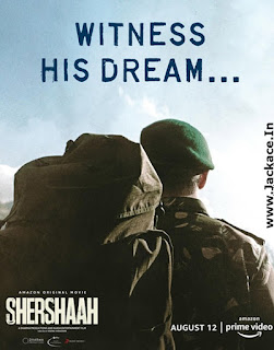Shershaah First Look Poster 1