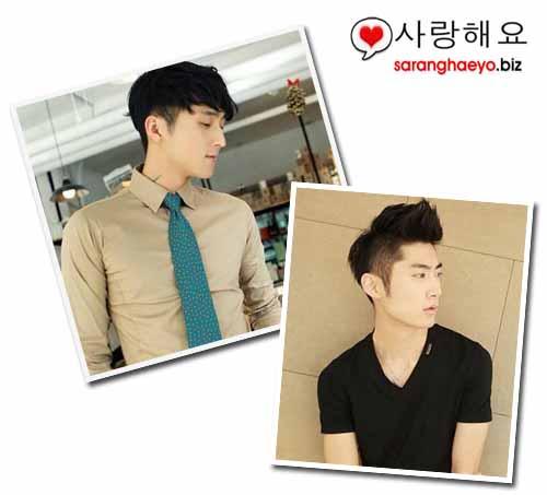 Top 10 Gaya Model Rambut Pria Korea Terbaru 2015
