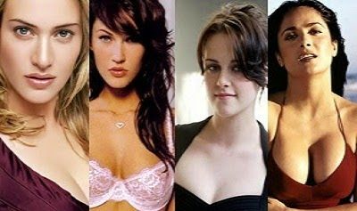 Hottest Celebrities in Hollywood