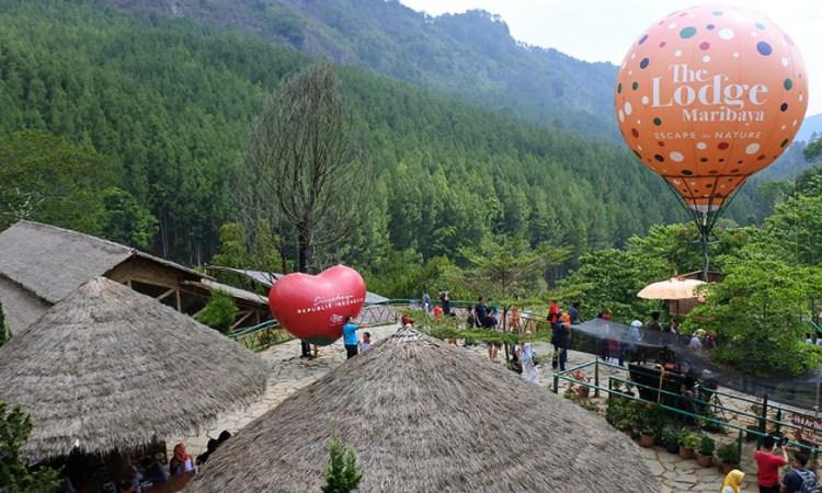 The Lodge Maribaya Bandung, Destinasi Wisata Alam Paling Hits