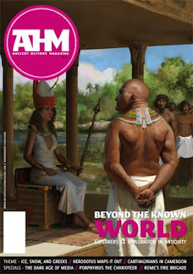 Ancient History Magazine 1, 24 November 2015