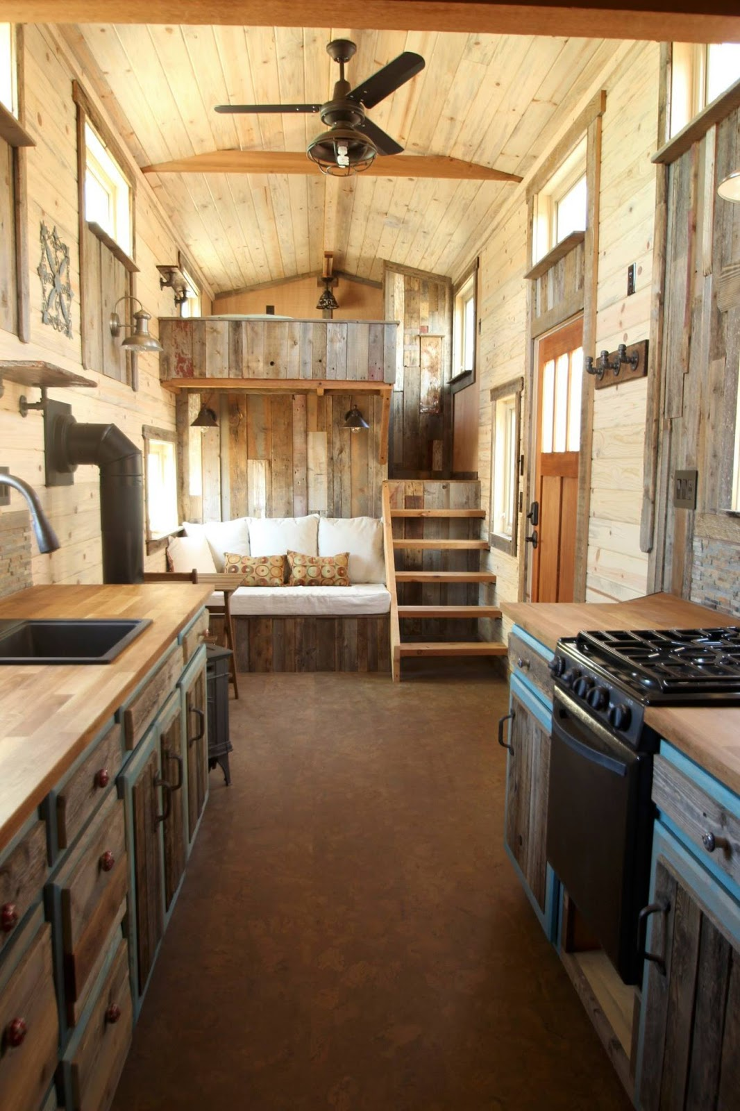 Tiny House Town Jj S Place From Simblissity Tiny Homes
