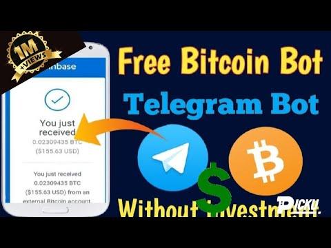 Bot Telegram Mining Paying Legit 2021