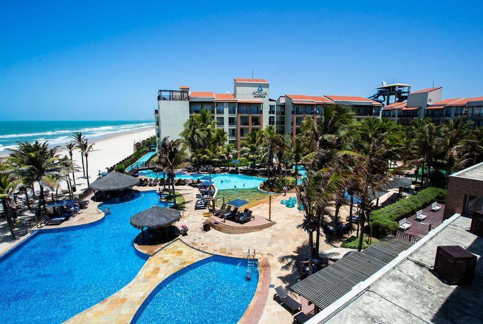 Onde ficar em Fortaleza: Beach Park