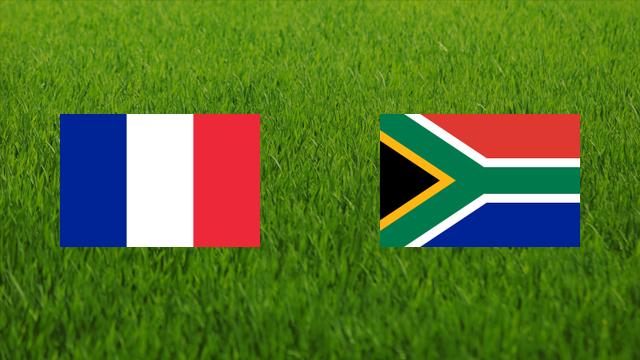فرنسا وجنوب افريقيا
