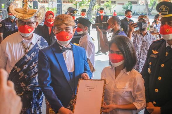 Memperingati Kemerdekaan Indonesia, Walikota Solo Beri Remisi ke Narapidana