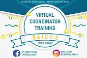 Jadwal Pendaftaran Pelatihan Virtual Coordinator Bagi Kepsek, Guru, Pengawas dan Tendik