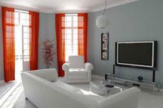 gambar warna cat ruang tamu 2 warna yang cantik