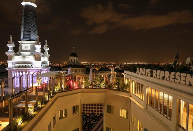 RADIO ME Madrid terraza noche