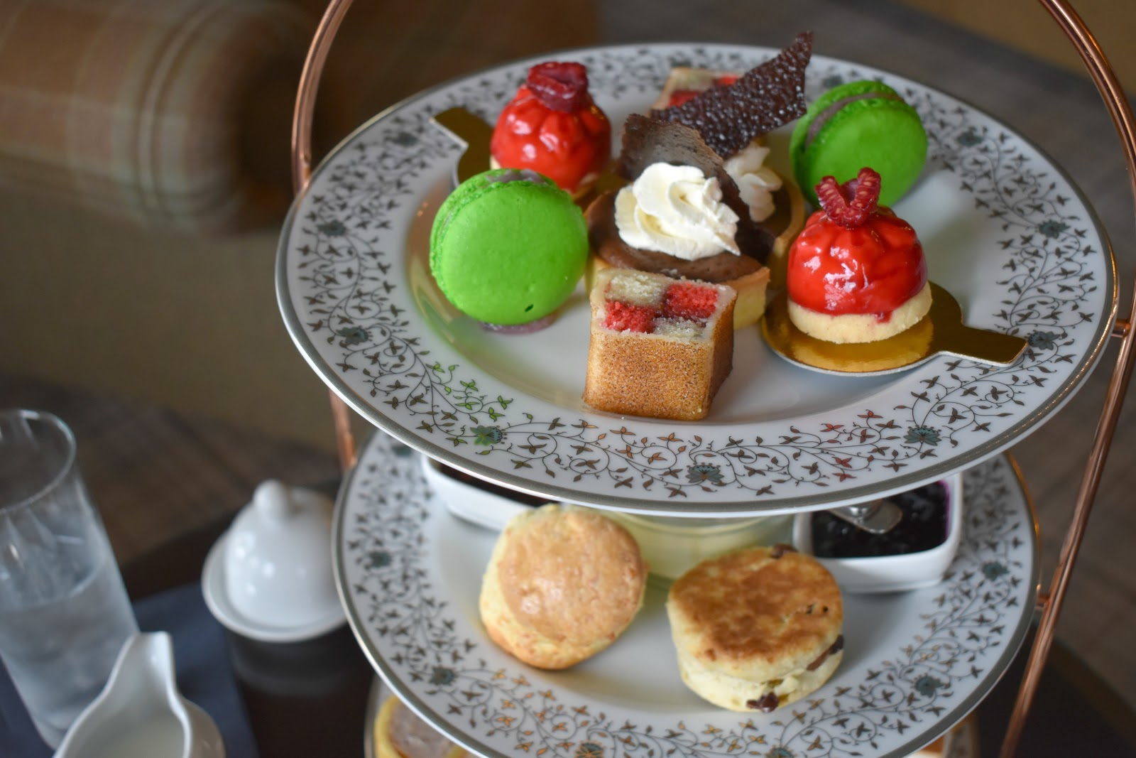 Walwick Hall - Northumbrian Afternoon Tea