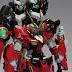 Custom Build: 1/144 Gundam Mega Astray