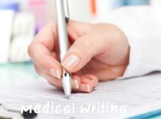 Medical writing 2020