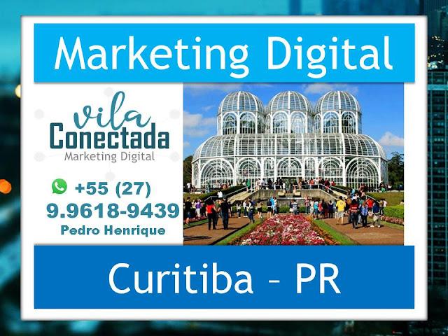 Marketing Digital Profissional Criação Site Loja Virtual Curitiba Paraná PR