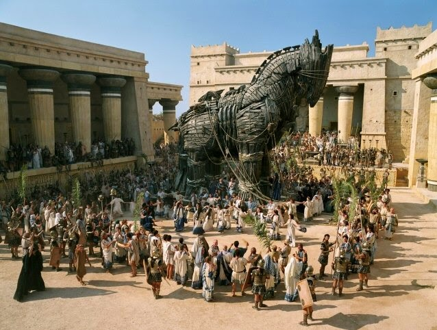 Troy Trojan Wars