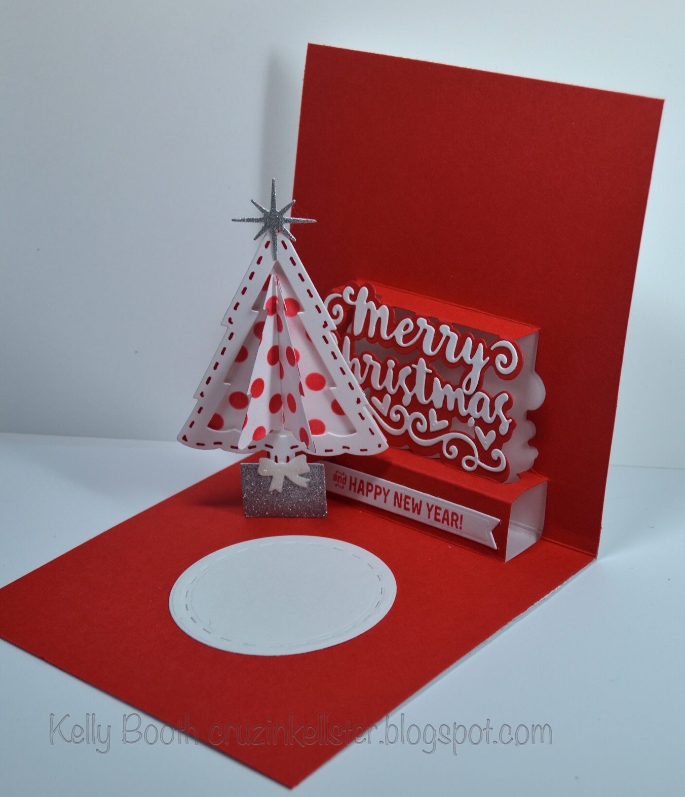 Lovin The Life I Color: A Christmas card using NEW Karen Burniston ...