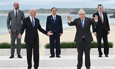 G7 apoia taxa mínima global para multinacionais como Google, Facebook, Apple e Amazon