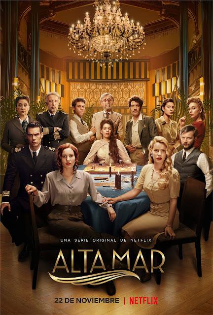 'Alta Mar' póster de la 2ª Temporada