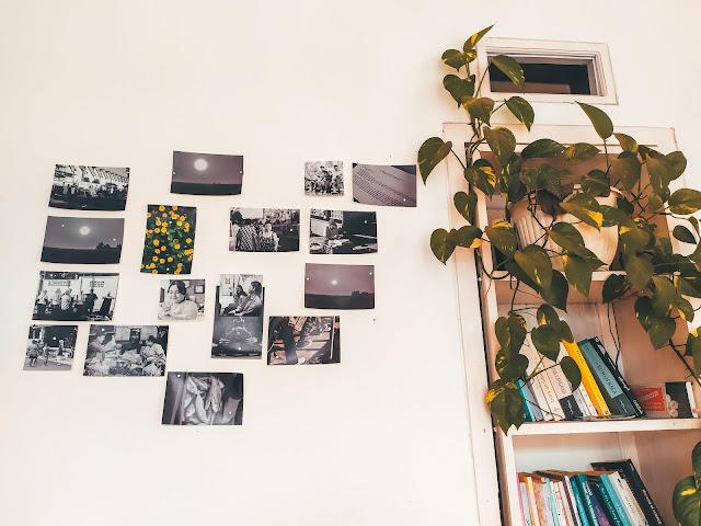 interior cafe puspa rasa