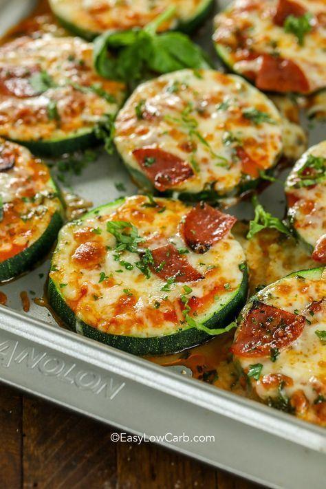 Zucchini Pizza Bites 10.24