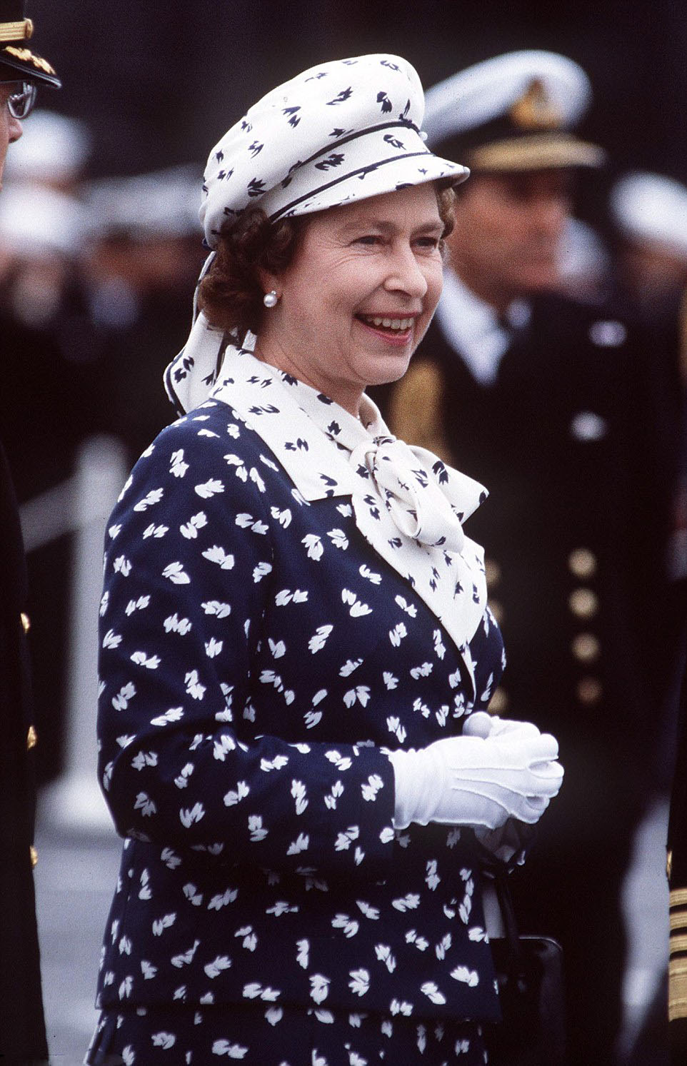 Royal Family Around The World As Queen Elizabeth Ii