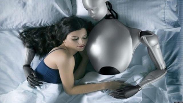 روبوتات جنسية للسيدات تحل محل الرجال في المستقبل