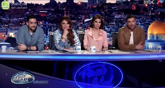 مشاهدة برنامج «Arab idol» اراب ايدول الموسم الرابع الحلقة 6 السادسة اليوم الجمعة 9-12-2016 يوتيوب كاملة