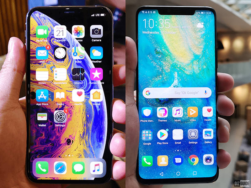 Apple iPhone XS/XS Max and Huawei Mate 20 series are now available for pre-order at Argomall
