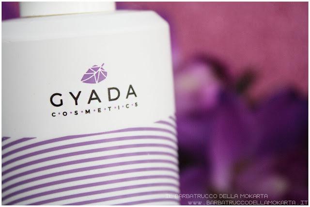 shampoo anticrespo purificante volumizzante capelli  hair color vibes gyada cosmetics recensione