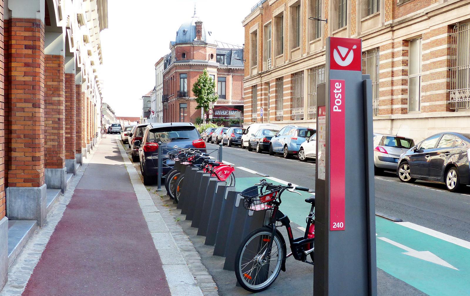 """Station V'Lille - """"Poste"""", Tourcoing"""