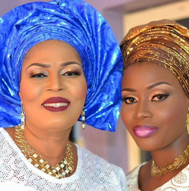 lola idije daughter wedding