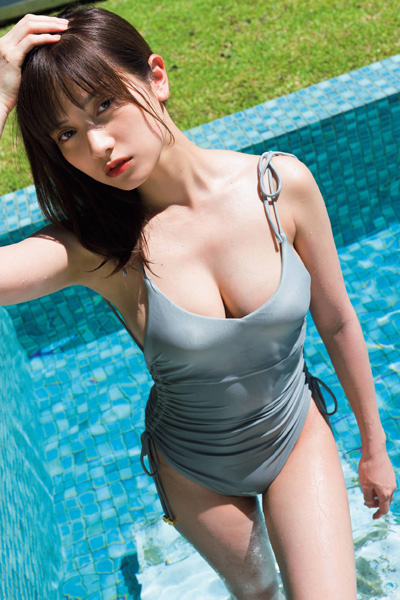 Nashiko Momotsuki 桃月なしこ, FRIDAY 2020.12.25 (フライデー 2020年12月25日号)