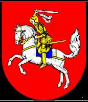 German coat of arms in Cornwall