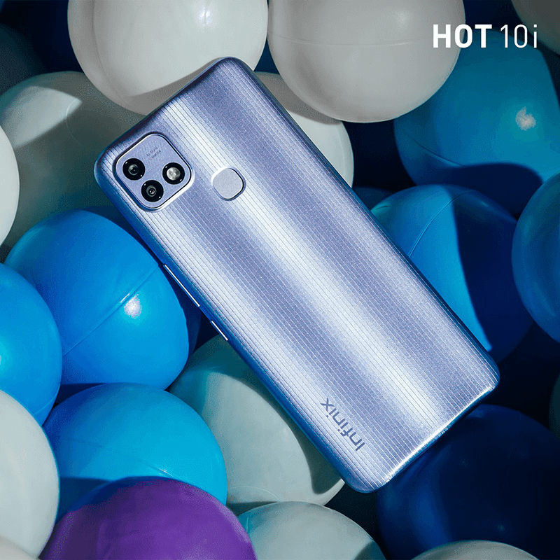 Infinix HOT 10i with Helio P65, 6,000mAh battery, and 13MP AI Dual Cam to launch in PH soon!
