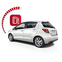 Zwrot za płatności na stacjach paliw dla klientów Toyota Banku