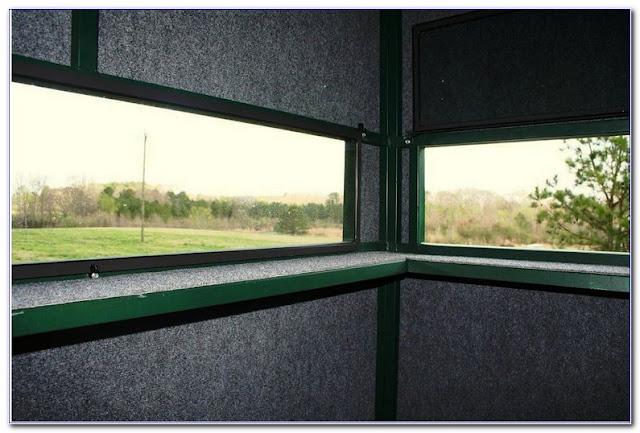 Deer Blind WINDOW TINT