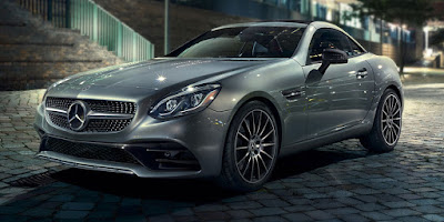 Mercedes Benz SLC Roadster 2018 Review, Specs, Price