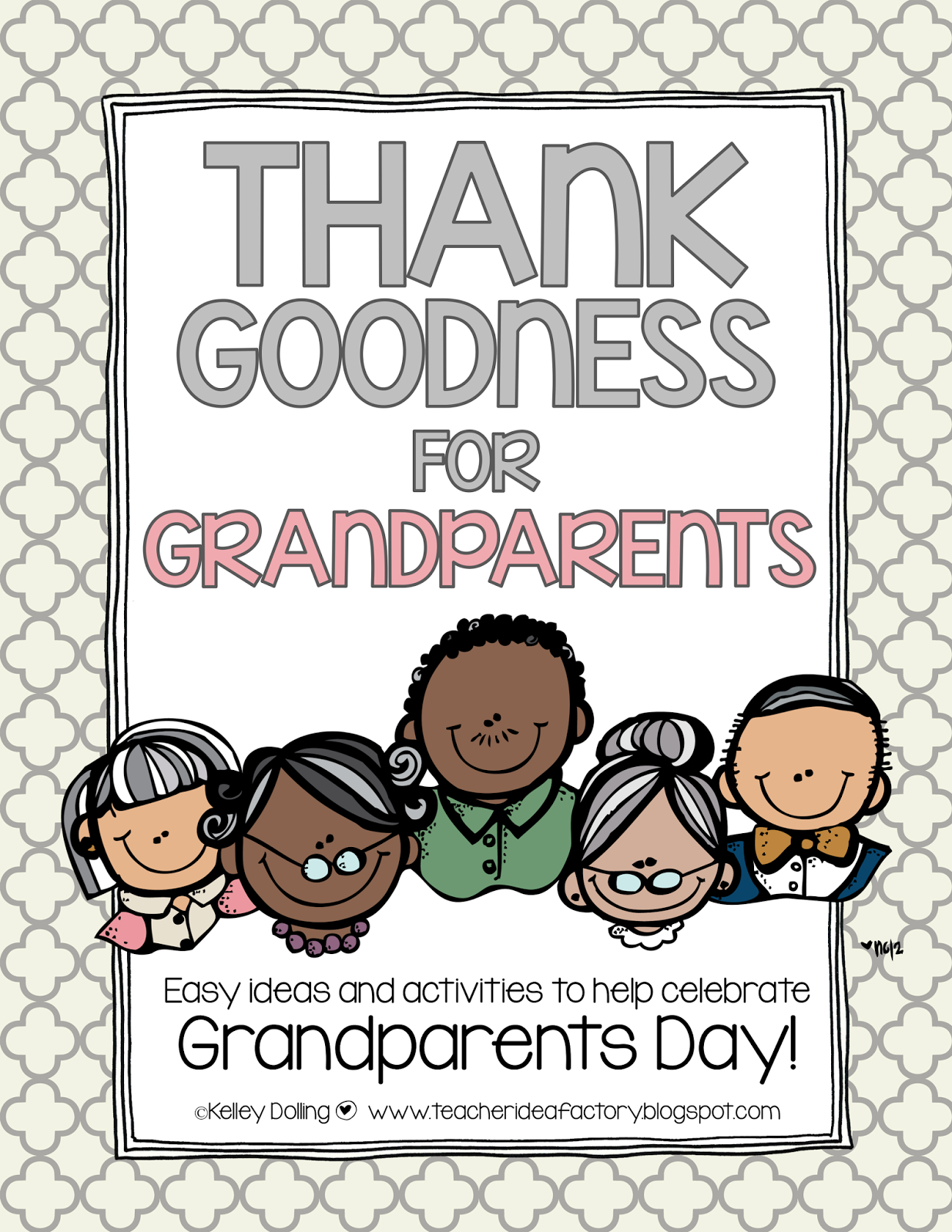 Thank Goodness For Grandparents