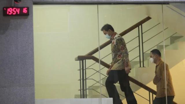 Ketua KPK Tegaskan Azis Syamsuddin Negatif COVID-19