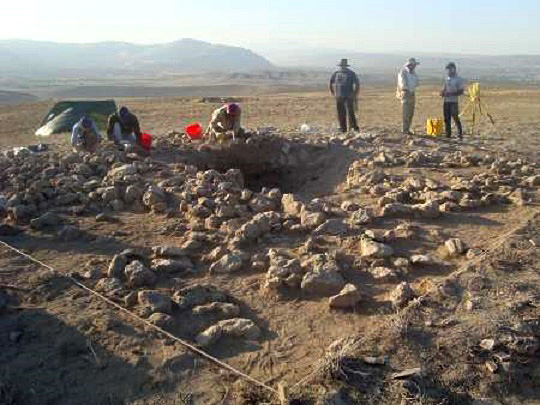 8,000 year old settlement found in Iran's West Azarbaijan Province