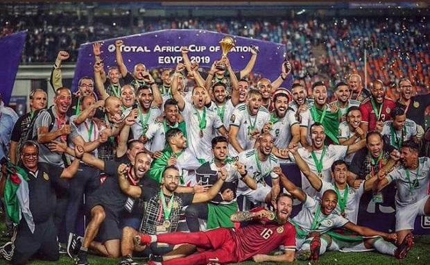 Vidéo - L'Algérie brise le rêve Sénégalais et remporte sa 2e Coupe d'Afrique