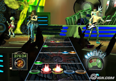 Guitar Hero: Aerosmith (PS2) 2008