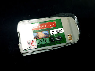 Baterai Samsung SGH-X600 Jadul Valentine