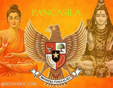 Pancasila dan Bhinneka Tunggal Ika Menurut Hindu