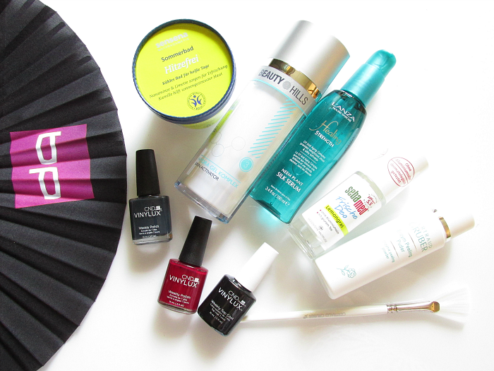 Beautypress News Box August 2016 - Unboxing