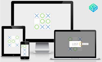 Share Template Game Tic Tac Toe Hay Còn Gọi Là XO