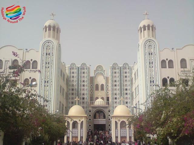 Monastery of St. Mina - Alexandria