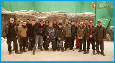 Para Pemeran dan Kru Film The Monkey King 2